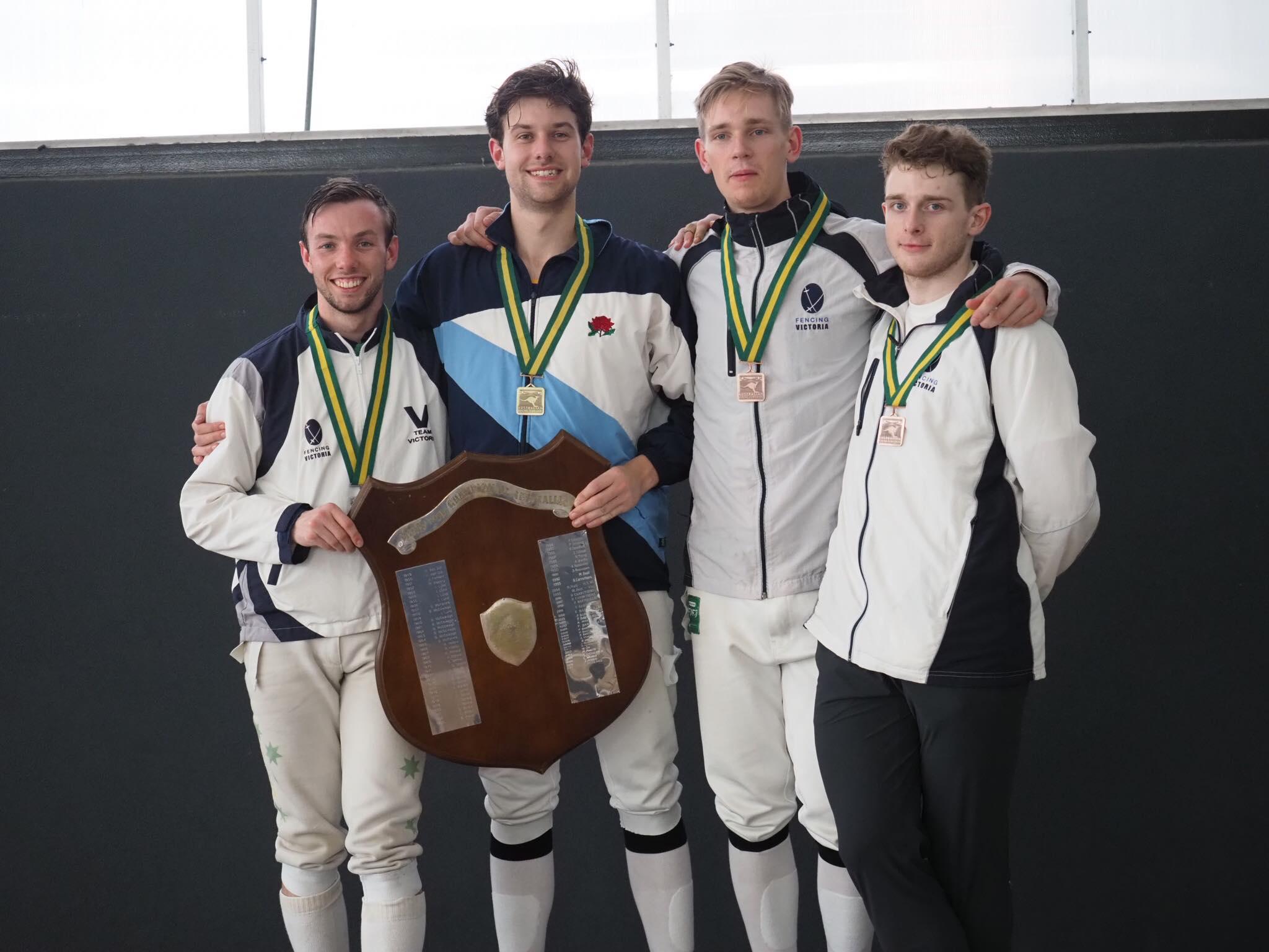 National Championships 2018 SMF