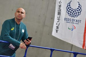 National Foil Coach Maestro Antonio Signorello