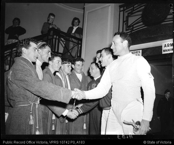 Melbourne 1956 Olympics