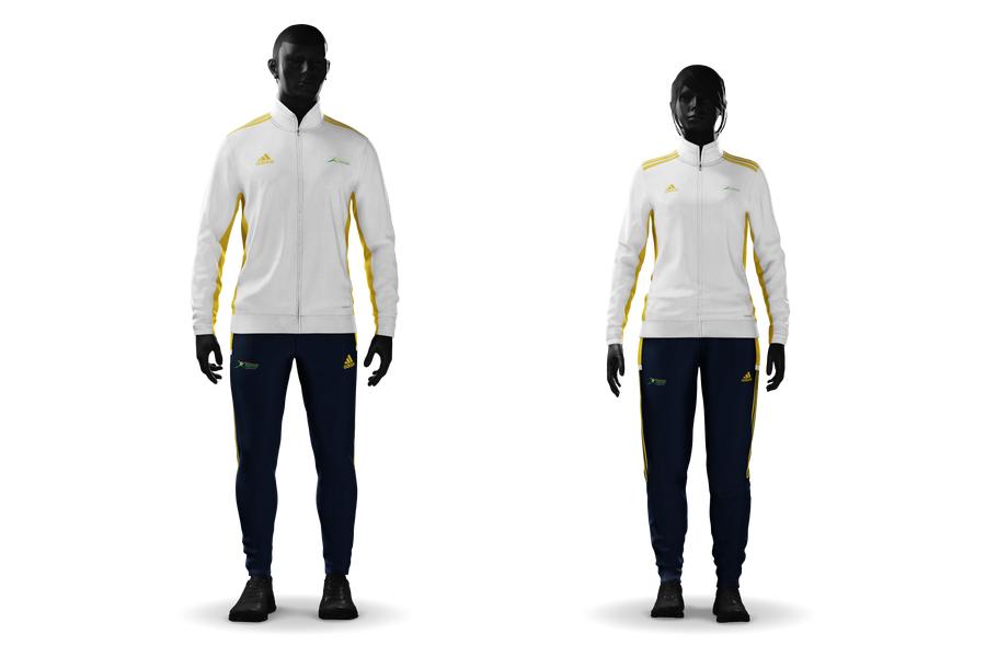 National team uniform