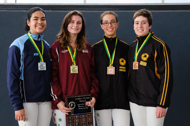 Junior National Championships 2019 Women's Epee