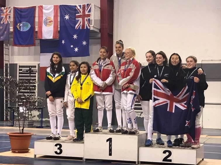Oceania Cadet Championships